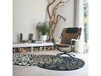 Designer Brinks & Campman Estella Fossil Rug
