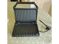 George Foreman contact grill
