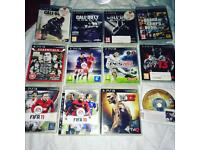 PLAYSTATION 3 with games You name the price