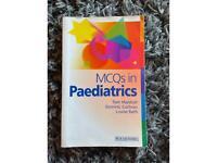 MCQs in paediatrics medical book