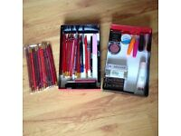 NEW Assorted items 2 in 1 eye/lip pencils & other