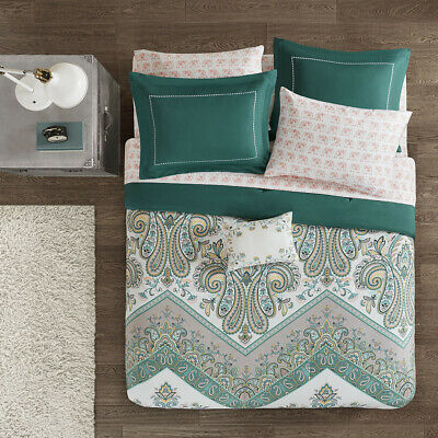 Intelligent Design Tulay Complete Bed And Sheet Set