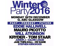 Colours Winter Party Tickets Boxing Day