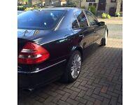 Mercedes E Class V6 E280 1 Yr MOT and Mercedes Service SWAP/PX considered