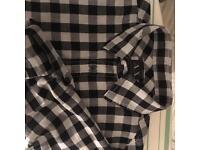 Armani Exchange Gingham shirt
