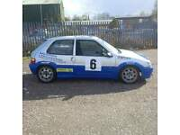 Citreon Saxo VTS Track Car