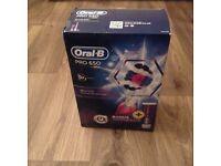 Oral b 650 electric toothbrush £20