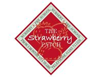 The Strawberry Patch Nursery is looking for a full time experienced level 3 practitioner.