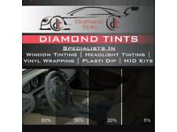 Diamond Window Tinting