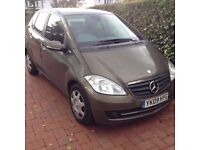MERCEDES A150 CLASSIC SE 1.5 PETROL MANUAL, S/HISTORY, 2 OWNERS, FULL MOT, 84K, SHOWROOM CONDITION
