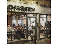 PART TIME WAITING STAFF - HOXTON N1 6HG - OLD STREET