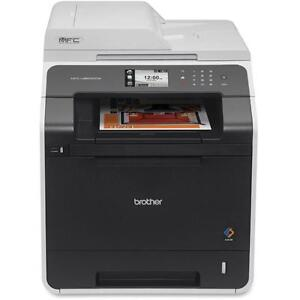 Brother MFC-L8600CDW Color Laser All in one Printer Copier Office Scanner - Buy colour HP Printers