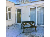MODERN STUDIO ANNEX FLAT INCLUDES ELECTRIC AND WATER 7 MINS WALK TO SUDBURY HILL TUBE STATION TO LET