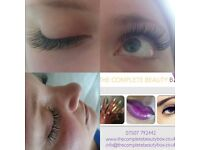 Semi Permanent Individual Eyelash Extensions and Mobile Beauty Therapy Services