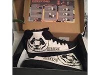 Limited edition Unisex Zoo Series Heeleys! -Panda