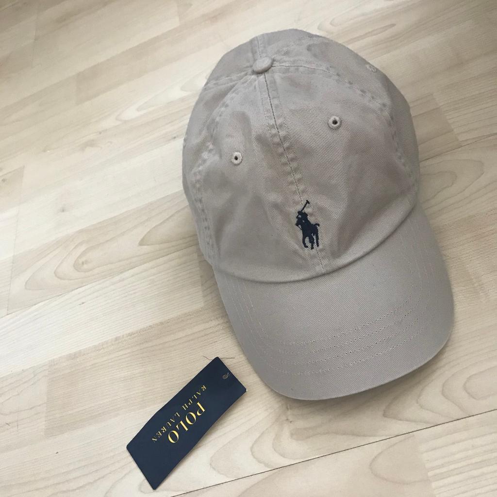 Polo Ralph Lauren cap- beige  1f163c42266