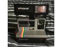 Polaroid Supercolor 635 Instant Film Camera