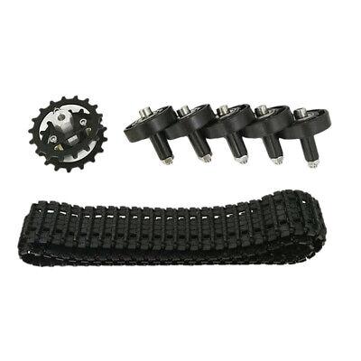 Diy Robot Model Kits Metal Crawler Drive Wheel Load Wheel Track Car Part