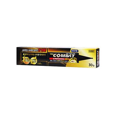 Combat Professional Strip Roach Killer Gel 1.06oz Pest Control Fipronil