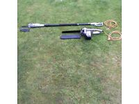 Electric Chainsaw and Polesaw