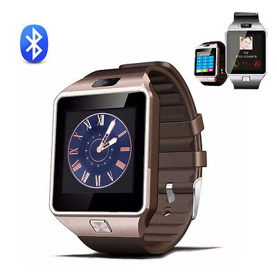 Bluetooth Smart Watch with Camera for Samsung S7 S6 S5 S4 LG G2 G3 G4 K7 K8 HTC