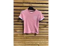 Jack wills pink woman T-shirt size UK6