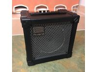 Roland Cube-15 Guitar Amplifier Amp with built in effects and equaliser