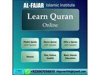 Get Quran class with Tajweed