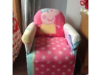 Peppa Pig Child's Chair
