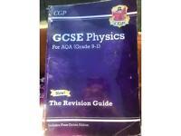 GCSE Physics 9-1 CGP Revision Guide
