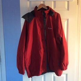 Berghaus gore tex jacket