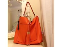 Orange River Island Tote Bag