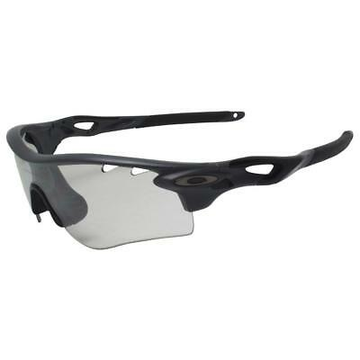 Oakley Custom RADARLOCK PATH Grey w/ Photochromic Lens Mens Sports Sunglasses . for sale  Shipping to Canada