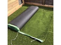 Artificial Grass 1.7m x 5.8m UV Stabilised Spring Back Technology