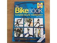 Haynes bicycle maintenance book
