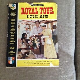 Books and magazines about British Royal Family major events