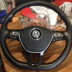 VW STEARING WHEEL