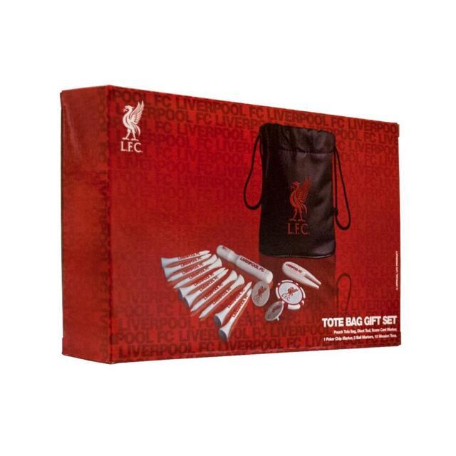 Liverpool Golf Tote Bag Gift Set
