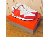 Nike Air Max 1 OG University Red Size UK 9