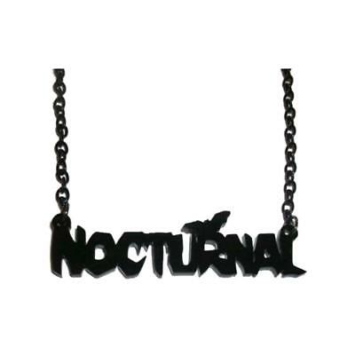 Halloween Club Nights (NOCTURNAL NECKLACE 3