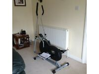 Elliptical cross trainer for sale