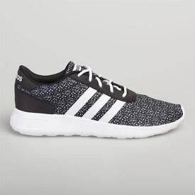 Adidas Lite Racer Trainers (8.5 UK)