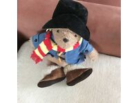 Traditional Paddington bear