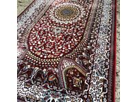 Oriental Persian Silky Runner Rug, YELLOW/CREAM/BLUE/RED/ROSE/BROWN Colour High Demand 80x150 cm
