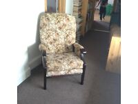 Cottage style armchair