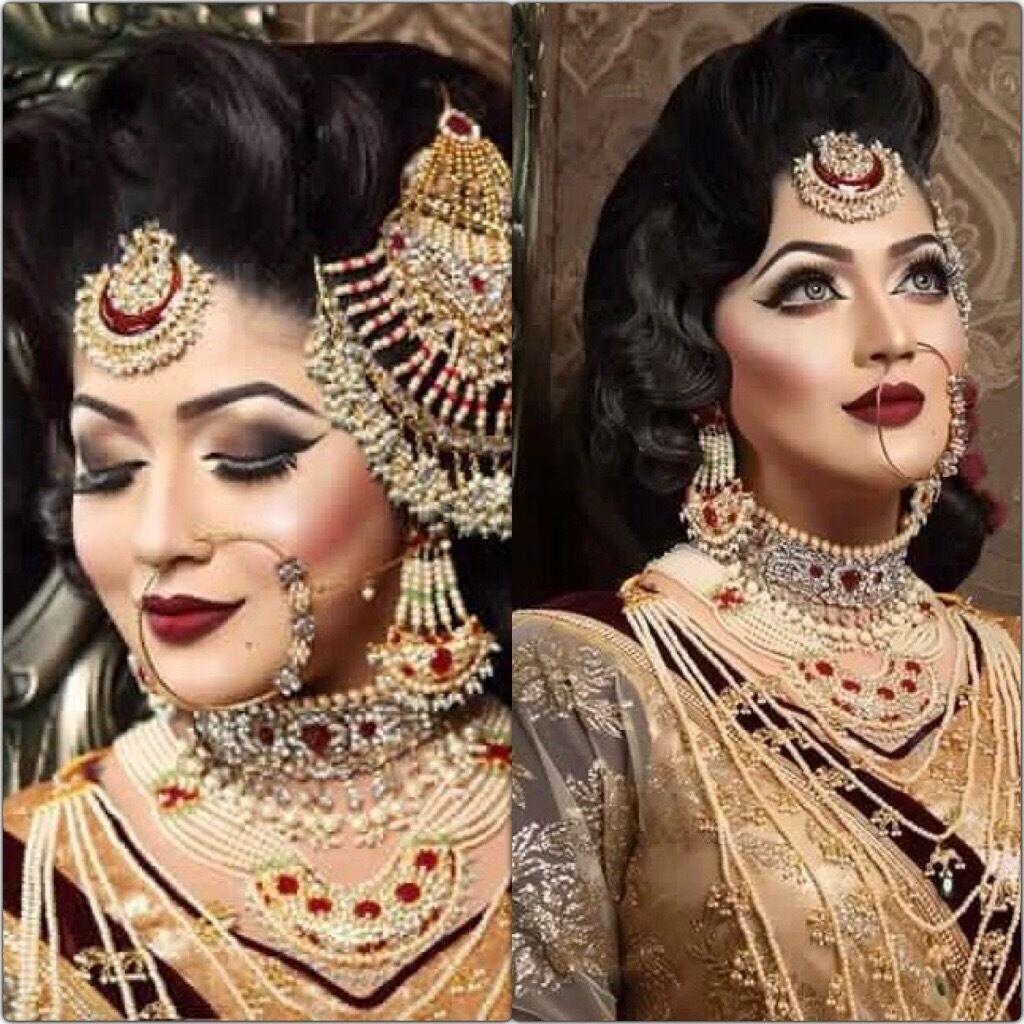 Mehndi Party London : Professional bridal walima party prom mehendi makeup