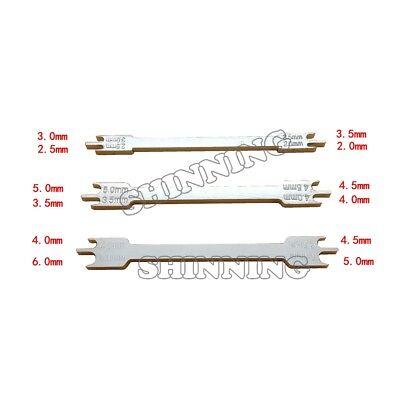 Dental Orthodontic Bracket Positioner Height Gauge Instruments Fit 018 Handpiece