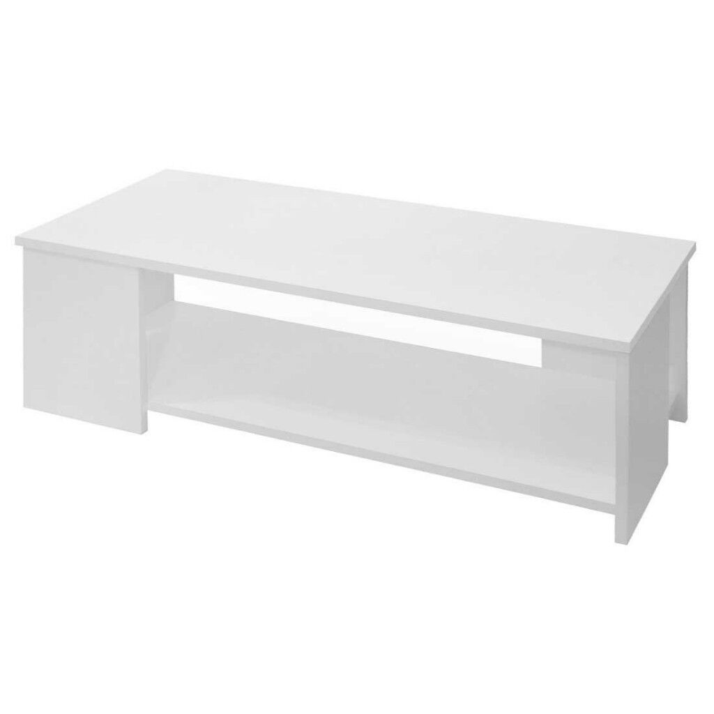 Wood Occasional/Coffee Table Lounge Furniture, White