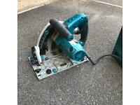 Makita plunge saw 110v