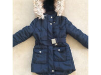 Girl winter jacket (age 4-5) J. Conran
